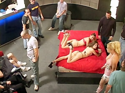Sexy porn action Stars All Out Orgy